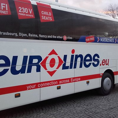 Eurolines.eu en route