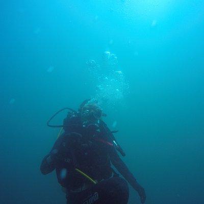primera inmersión curso open water