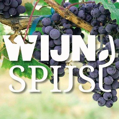 WijnSpijs logo - druiven