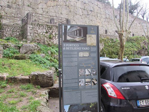Portico Betilieno Varo