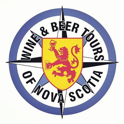 Wine & Beer Tours of Nova Scotia Logo