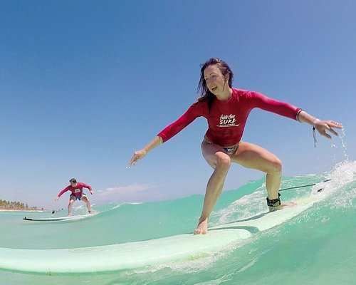 Conditions for all levels of surfing!