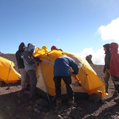 Andesport Mount Aconcagua Expeditions