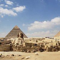 the Great Sphinx of Giza (Büyük Giza Sfenksi)