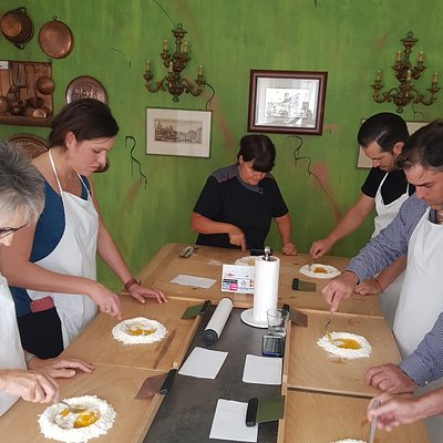 Pasta Cooking Class at Mama Isa's Cooking School Venice Italy