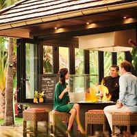 Espace live cooking du restaurant Le Makassar
