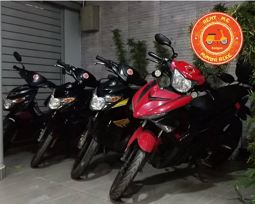 We are waiting for you in our Rent Me office,  pick your bike and make your ride :)