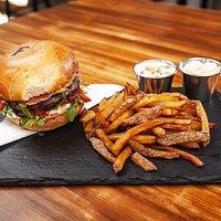 Burger No. 2