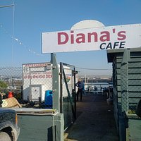 This used to be the Tea Clipper but now it's Diana's.