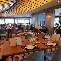 Salle de restaurant Le Pré Salé