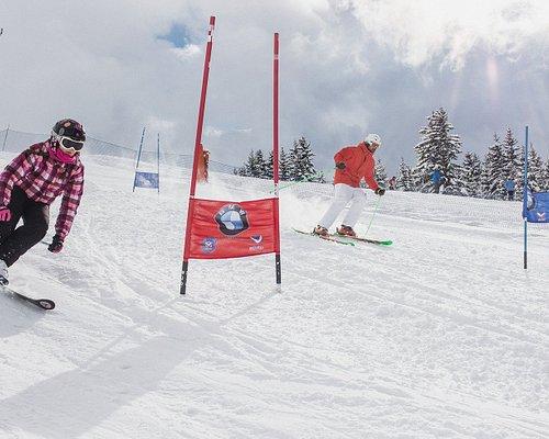 Slalom parallèle