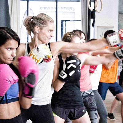BOXING for women!