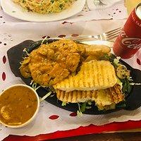 Chicken Steak Sizzler