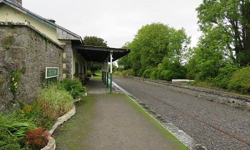 Station grounds