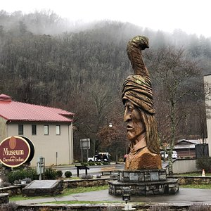 Cherokee museum