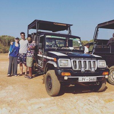 Amazing safaris srilanka
