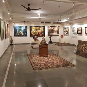 Spacious Gallery