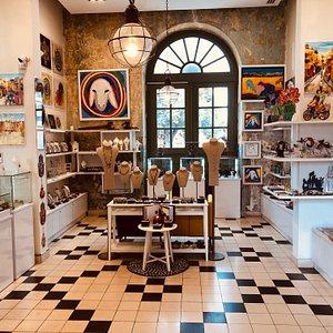 Hershele Gallery First Station Jerusalem