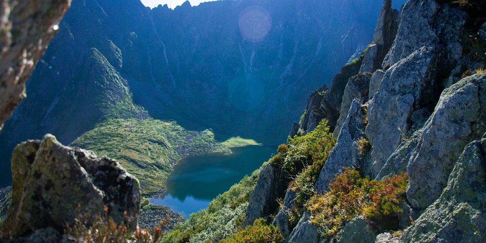 """Горное озеро """"Горное"""" Фото: Виталина Кондрахина"""