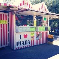 I love Piada
