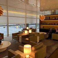 Lounge at Sunset