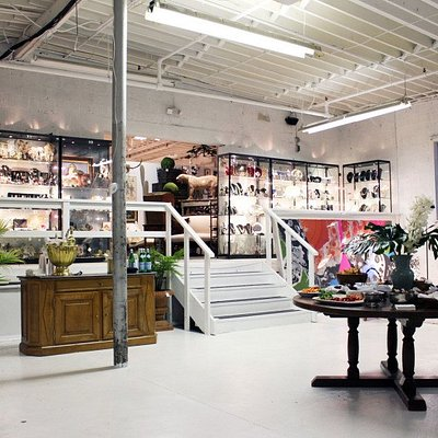 Fairfield Co. Antique and Design Centers New Location.