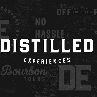 Distilled Experiences  Our world in Kentucky is unique and authentic. Experience Southern Hospitality at its finest, as you explore the Bluegrass like a local. Discover your next great adventure, with us!