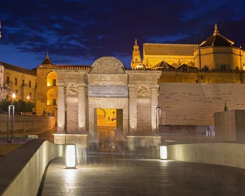 Centro histórico de Córdoba España.