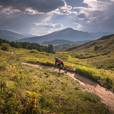 Our Crested Butte single track trip is one of our very favorites! https://westernspirit.com/trips/crested-butte-singletrack-mountain-bike-trip/
