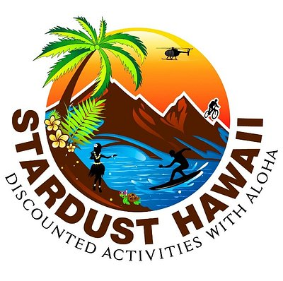 Stardust Hawaii Discounted Activities with Aloha since 2010.