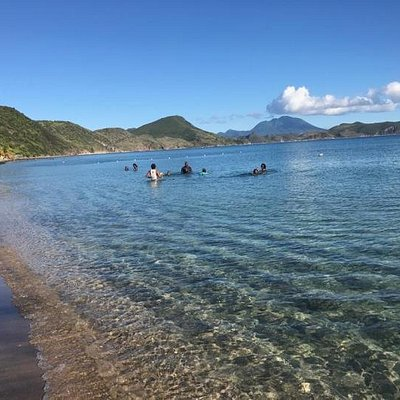 Life's a beach on St Kitts