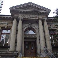 CANADA - TORONTO - YORKVILLE BRANCH OF TORONTO LIBRARY - BUILDING