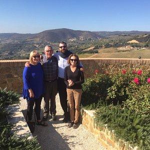 wonderful day in tuscany