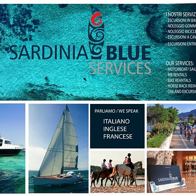 SARDINIA BLUE SERVICES: only top services