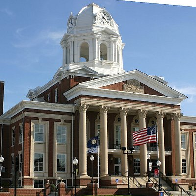 Historic Muhlenberg County Courthouse- Greenville, KY