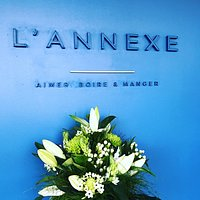 Welcome to L'Annexe.