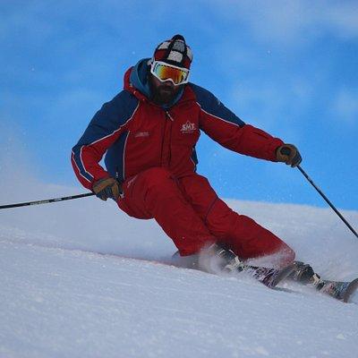 Skischule SMT Mayrhofen - Carving