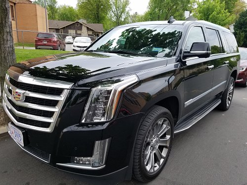 One Of Many Premier International Transportation Luxury Cadillac Transportation Vehicle.   Book today at  https://www.pitdrives.com