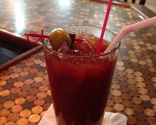 $4 Bloody Marys on Sunday