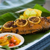 Whole Reef Fish
