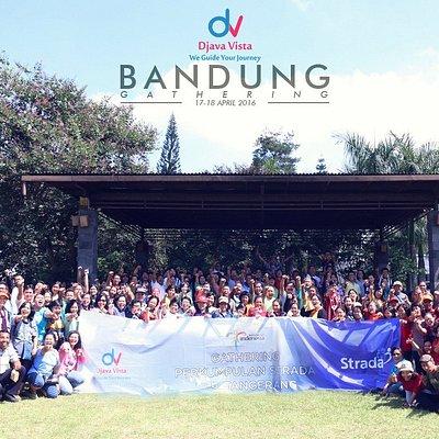 Gathering Guru-Guru Perkumpulan Strada Tangerang Lokasi : Di Bandung
