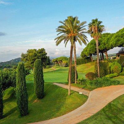 Barcelona Golf course in Llavaneras