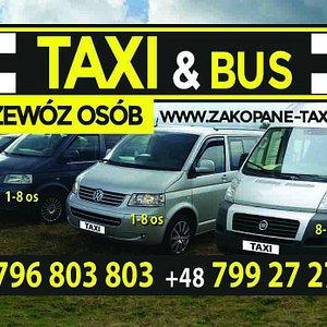Wynajem Busów Zakopane www.zakopane-taxibus.p, email: zakopanetaxibus@op.pl Tel : +48 796 803 803