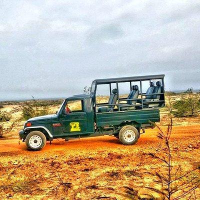Very nice jeep
