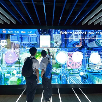 Get ready for a rich and immersive learning experience when you visit our new SG Mobility Gallery ✨