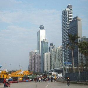 end of promenade, close to instagram Pier