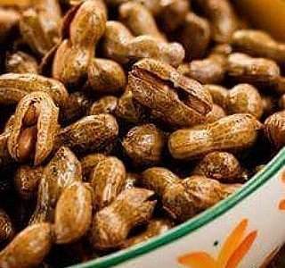 Mike's Boiled Peanuts