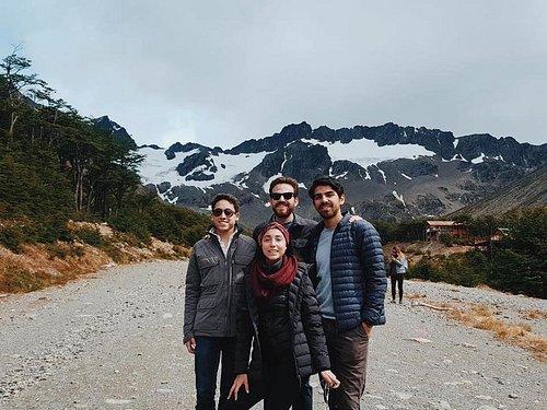 Trekking el Glaciar Martial + City Tour