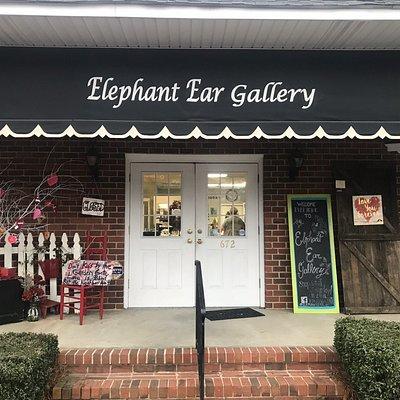 The Elephant Ear Gallery