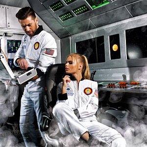 QUEST - SPACE HEIST